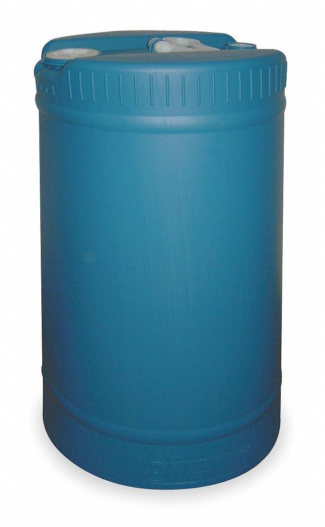Transport Drum, Closed Head, 15 gal., Blue