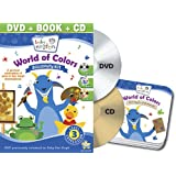 Baby Einstein: World of Colors Discovery Kit (DVD/CD/Board Book)