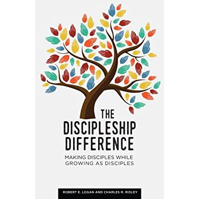 My latest book is out! The Discipleship Difference