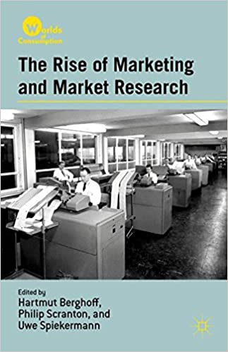 Amazoncom The Rise of Marketing and Market Research Worlds of