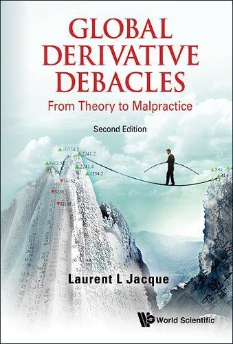 Global Derivative Debacles: From Theory to Malpractice by World Scientific Pub Co Inc
