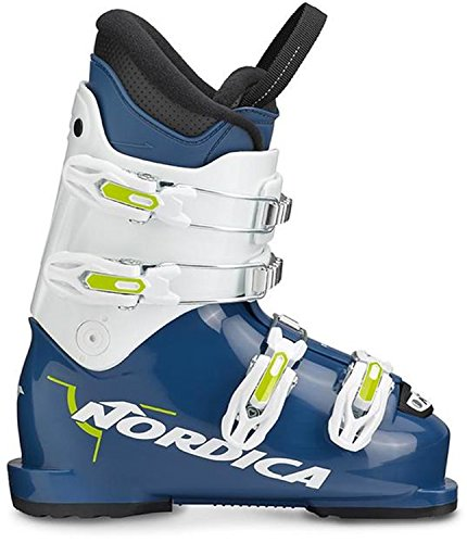 Nordica All Mountain Ski Boots - Nordica Dobermann GPTJ Girls Ski Boots - 23.5