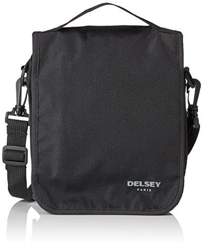 Delsey Borsa a spalla, nero (Nero) - 00394050000