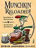 Steve Jackson Games Munchkin Reloaded