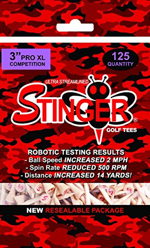 Stinger Tees Camo Mid Pack Poly Bag, Competition, Pro X-Large