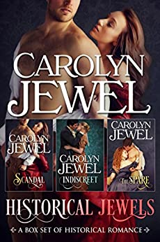 Historical Jewels: A Box Set of Historical Romance by [Jewel, Carolyn]