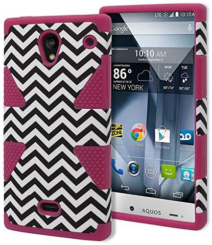 sharp aquos phone case chevron - 2