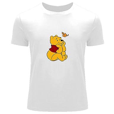 Winnie The Pooh Impreso para Hombres de la Camiseta T Outlet: Amazon.es: Ropa y accesorios