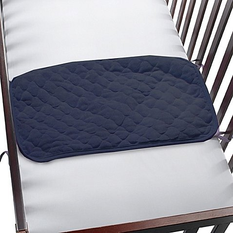 BE Basics™ Sheet Saver Pad in Navy by BE Basics