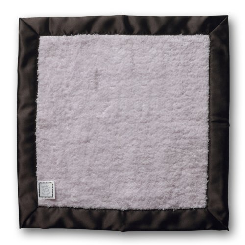 SwaddleDesigns Security Blanket Microfleece Chocolate