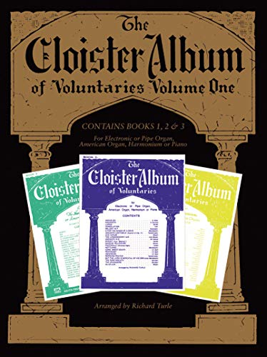 The Cloister Album of Voluntaries, Vol 1 (Faber Edition: Early Organ Series) (v. ()