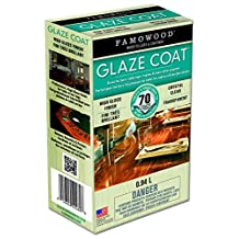 FAMOWOOD 5050280 Clear Glaze Coat Epoxy Kit 0.94 L