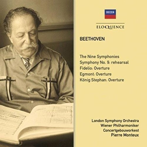 Beethoven: The Nine Symphonies ()