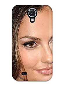 Durable YY-ONE For Galaxy S4 Tpu Cover(minka R Kelly Celebrity )