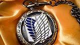 Attack on Titan Pocketwatch
