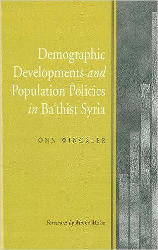 Demographic Developments and Population Policies in Bath'ist