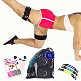 The Escape Hub BootyMax Resistance Bands | The Booty Building & Thigh Toning Tool In One Set | Great for Fitness Enthusiasts, Busy Professionals, Moms and Travelers | Includes Bonus Exercise eGuide Review