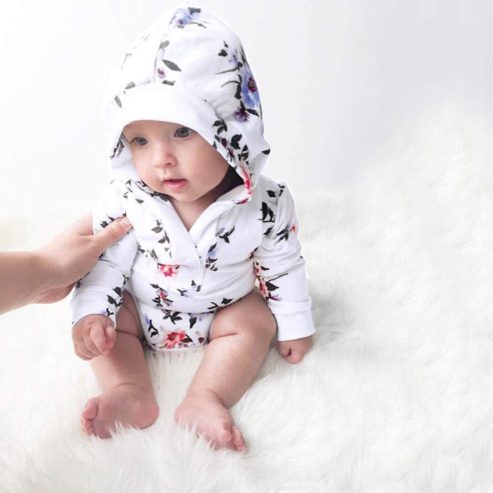 c3a87a4e1 Binmer(TM) Newborn Kids Cotton Clothes Suit ❤ Baby Floral Boys ...