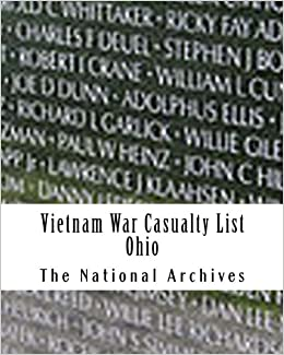Vietnam War Casualty List: Ohio: The National Archives
