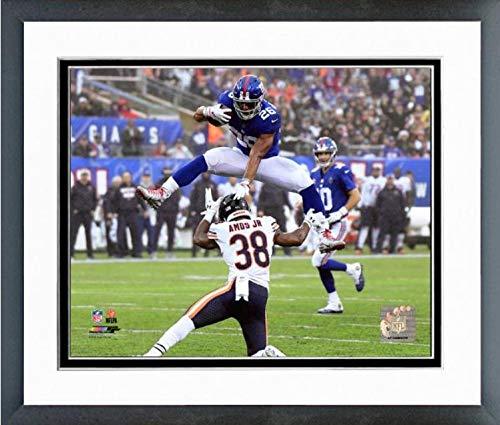 Saquon Barkley New York Giants 2018 Action Photo (Size: 12.5