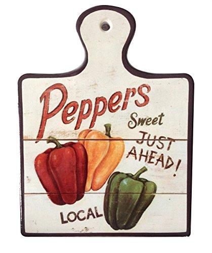 Descanso para Panelas Ceram 15.5X20.5Cm Pepper - Full fit