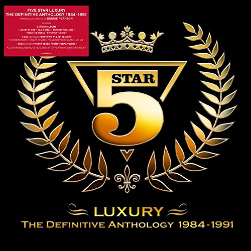 Five Star Luxury: The Definitive Anthology - Cd Definitive