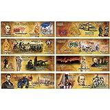Carson Dellosa Mark Twain The Civil War Time Line Bulletin Board Set (410052)