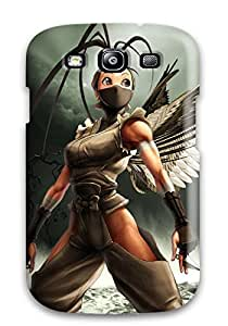 Hot Tpye Ninja Angel Case Cover For Galaxy S3