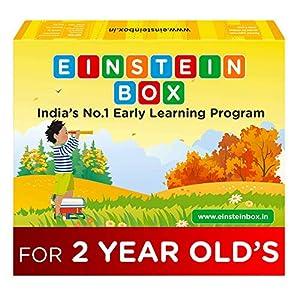 Einstein Box for 2 Year...