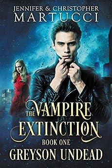 Vampire Extinction Greyson Undead Book ebook product image