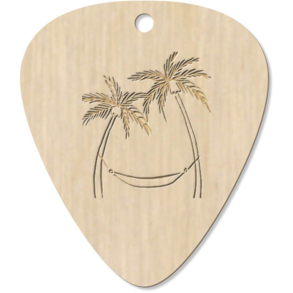 Azeeda 7 x Hamaca Playa Guitarra Púa (GP00008884): Amazon.es: Juguetes y juegos