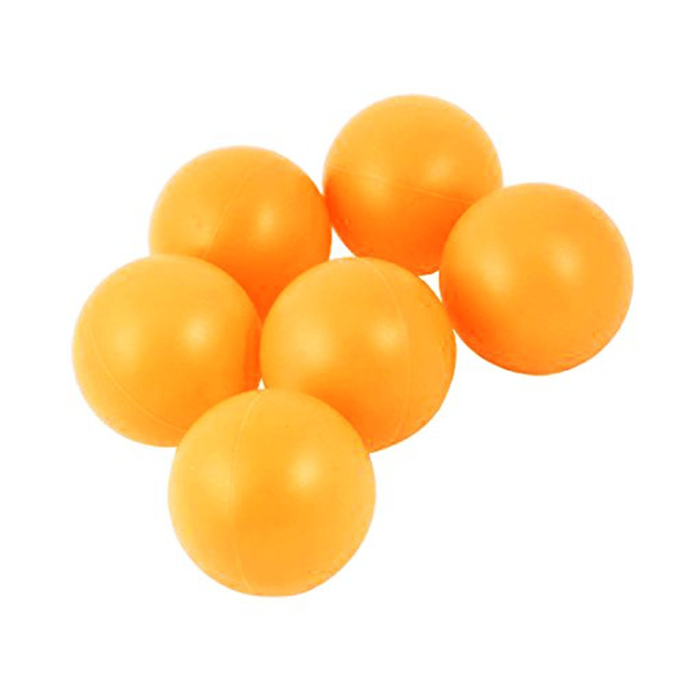 DaoRier Ping Pong Ball Table Tennis ball 40mm for Table Tennis Match Sports Games Yellow