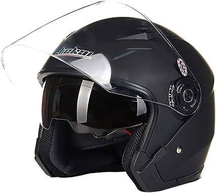 Amazon.es: Folconauto Casco Moto, Casco Abierto para Moto Jet ...