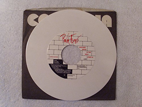 Another Brick In The Wall Part II Live Limited Edition WHITE VINYL
