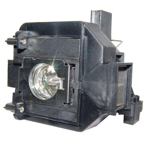 Brillante lámpara de proyección con carcasa para Epson ELP-LP69 ...
