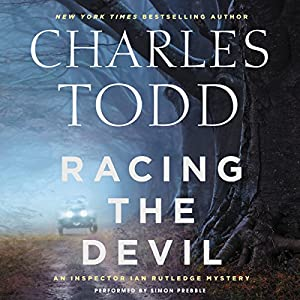 Racing the Devil Audiobook