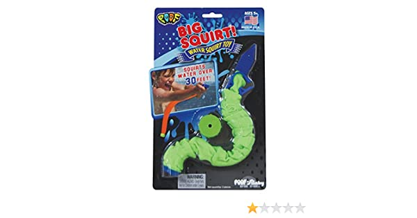 Amazon.com: Big Squirt Water Toy For Outside Pkg/3: Health ...
