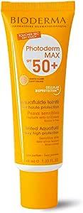 لوشن يستخدم للحماية من اشعة الشمس من بيوديرما يلائم البشرة الحساسة على هيئة لوشن - 40 مل