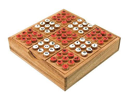 Reizen Sudoku Wooden Board Game