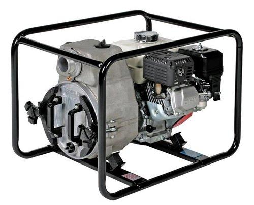 Tsurumi EPT3-50HA; Engine Driven Trash Pump, 190 GPM, 2