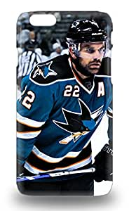 Iphone 6 3D PC Soft Case Cover Slim Fit Tpu Protector Shock Absorbent 3D PC Soft Case NHL San Jose Sharks Dan Boyle #22 ( Custom Picture iPhone 6, iPhone 6 PLUS, iPhone 5, iPhone 5S, iPhone 5C, iPhone 4, iPhone 4S,Galaxy S6,Galaxy S5,Galaxy S4,Galaxy S3,Note 3,iPad Mini-Mini 2,iPad Air )