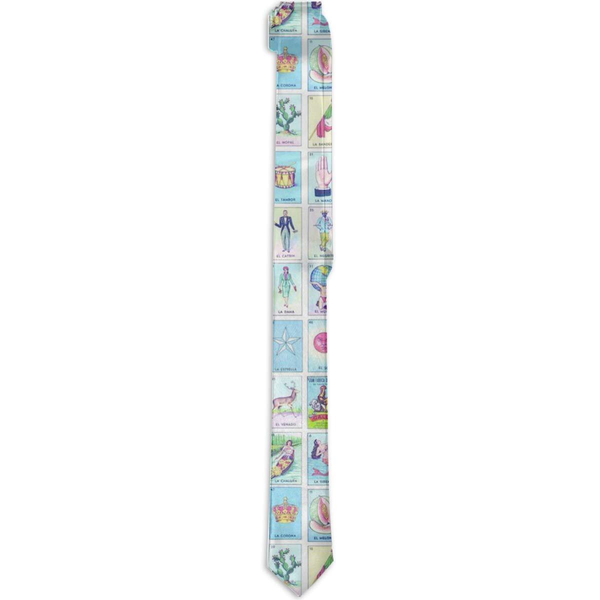 Casual Gentleman Necktie Fashion 3D Print Necktie for Men Suit Ties