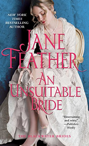 book cover of An Unsuitable Bride
