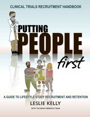 Clinical Trials Recruitment Handbook Putting People First: A Guide to Lifestyle Study Recruitment and Retention pdf epub