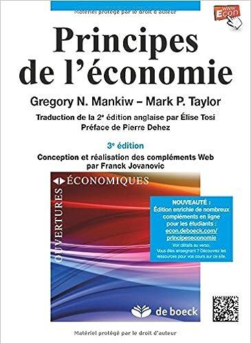 Téléchargement Principes de l'économie epub pdf