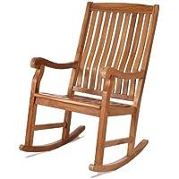 All Things Cedar TR22 Teak Rocker Chair