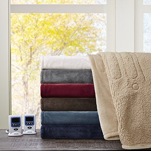 40 Best Heated Blankets Of 40 ReviewLab New Rechargeable Heated Throw Blanket