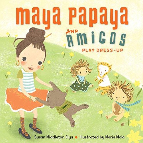 Maya Papaya and Her Amigos Play -