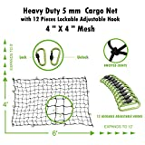 Seah Hardware 4 x 6 FT Super Duty Bungee Cargo