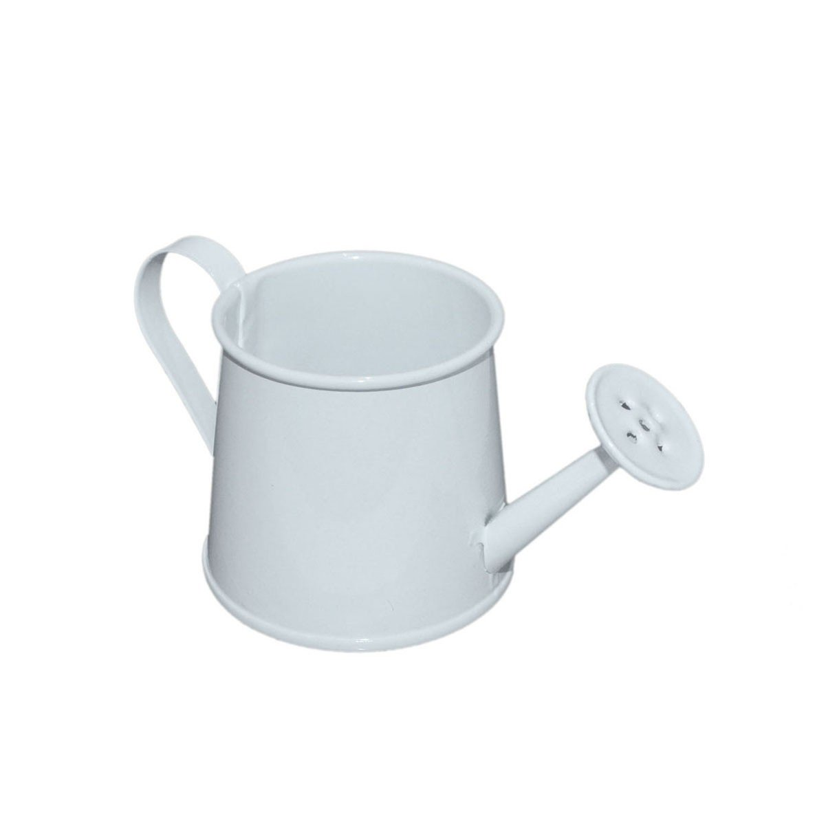 Mini White Watering Can Wedding Favours (Pack Of 6) (XMEFABU25 ...